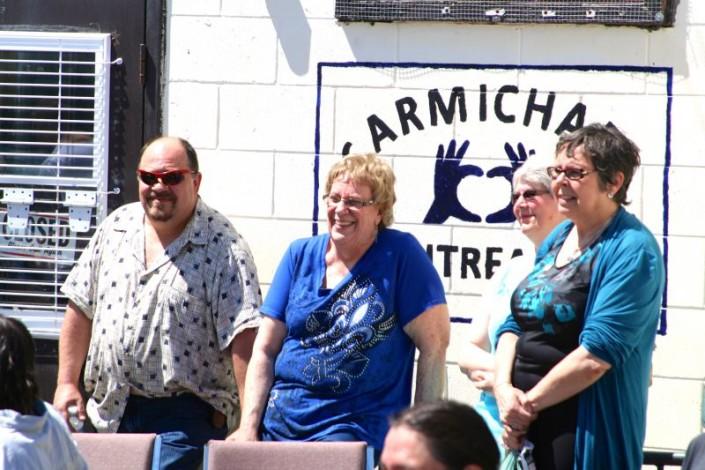 Carmichael Outreach Regina Volunteer
