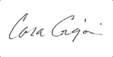 Cora Signature - Small