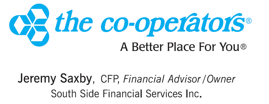 South Side Financial (Cooperators) Logo - Jingle Bell Sponsor