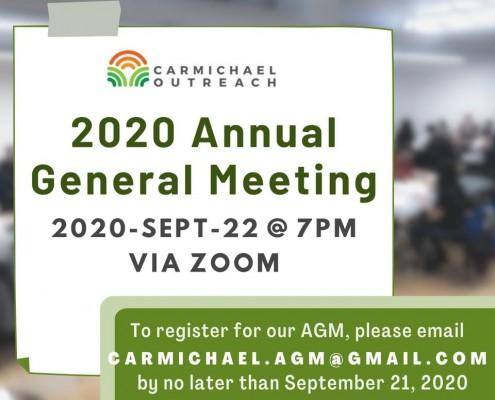 2020 AGM